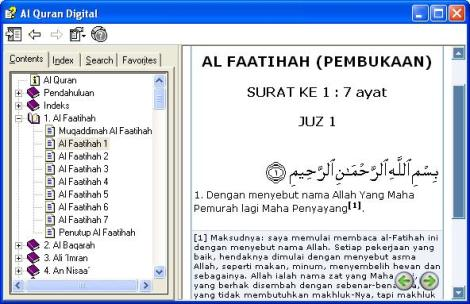 Download Software Al Qur'an Digital Gratis Versi 2.1