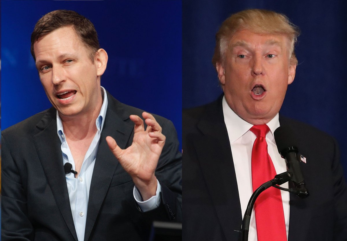 PayPal Co-Founder Pledges $1.25 Million to Donald Trump; Now Trending #BoycottPaypal
