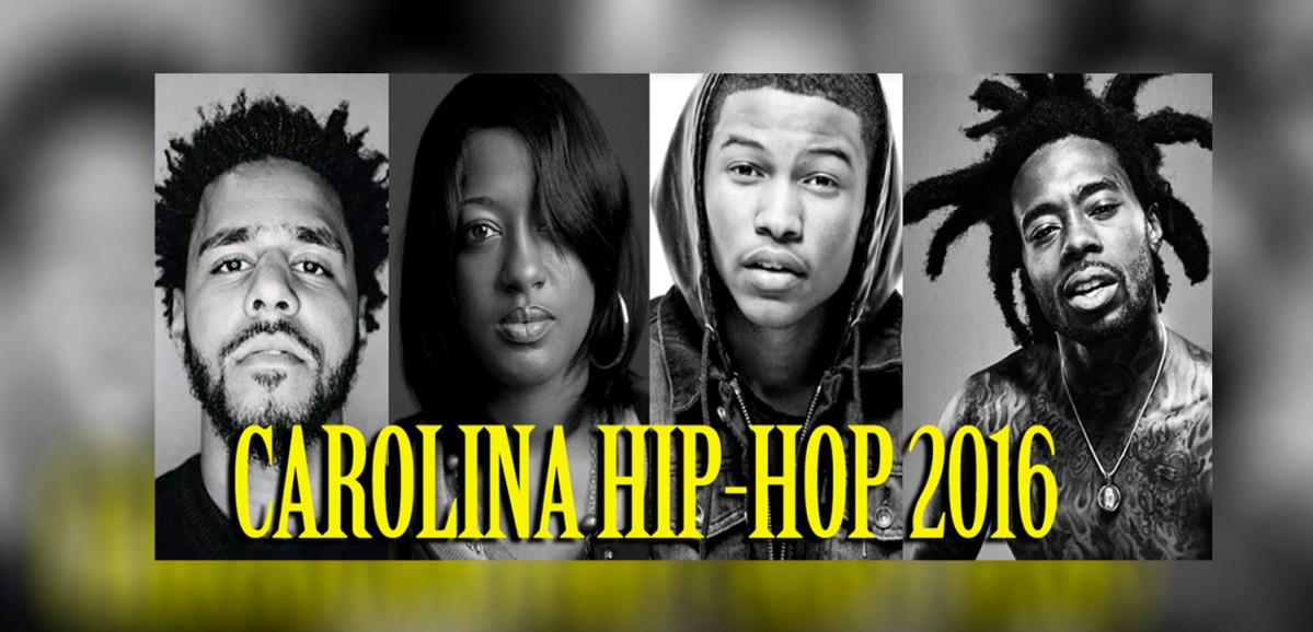 HipHopDX Breaks It Down: 2016 Was An Incredible Year for HipHop Natives from the Carolinas