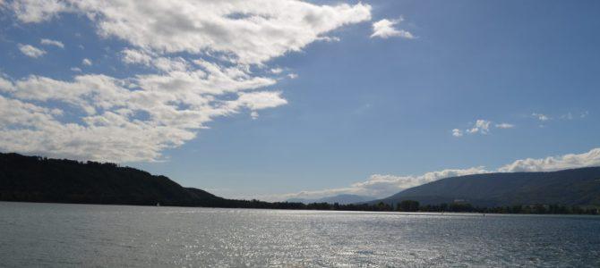 Zwei Spots beim Bielersee