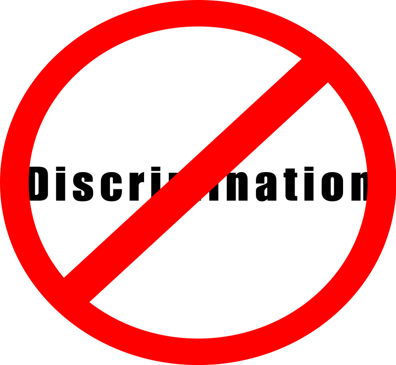 No_discrimination_sign