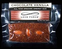 Love Force Chocolate Vanilla Bar, 3 oz