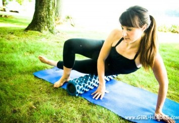 The Foam Rolling Relief Tool