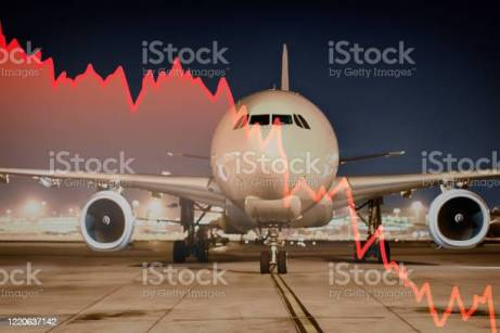 Concept of economic crisis in aviation industry