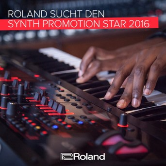 Roland sucht den Synth Promotion Star 2016