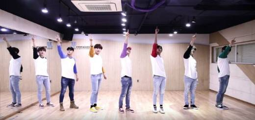 got7 home run dance practice