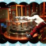 科学技術館で物理を学ぶ