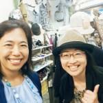 武蔵小金井のお洋服屋さん「ゆうすい」さんにお邪魔してきました~
