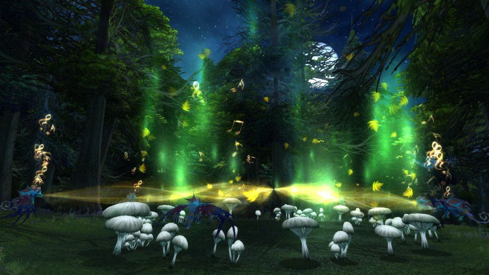 World of Warcraft Secrets: The Whispering Forest (1/6)