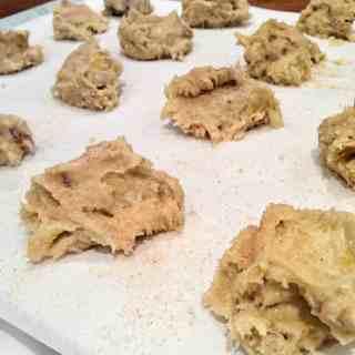 Banana Drop Cookies photo courtesy of Krystal Keith