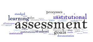 Assessment wordle