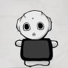 ロボット【Pepper(ペッパー)】人が近づいた時と離れた時の検出(メモリイベント)