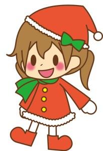 女の子_クリスマス_01