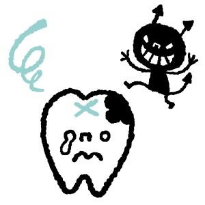 虫歯菌 幹線