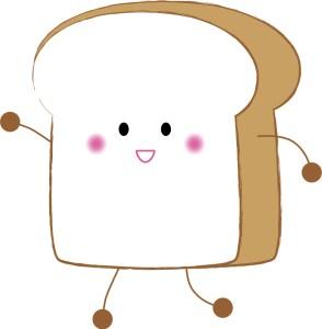 離乳食 後期 朝ごはんパン