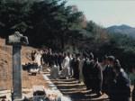 沙也可の子孫たちが集まって墓参をしている。これも儒教社会ならではの先祖崇拝だ