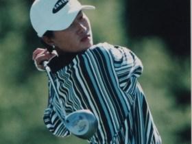 「韓国のジャンヌ・ダルク」と言われた朴セリ(1998年当時)