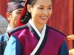 ドラマ『トンイ』で主人公のトンイを演じたハン・ヒョジュ