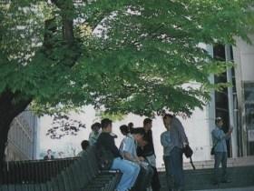 東国大学のキャンパス