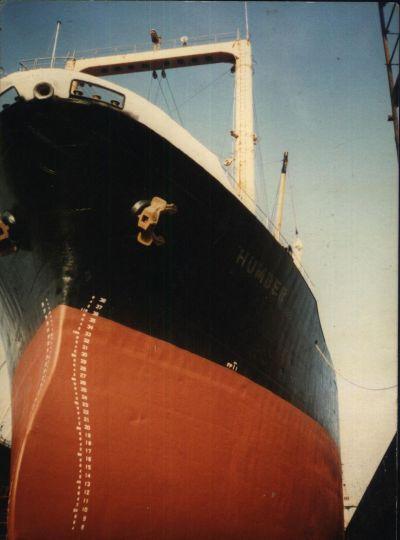 Seafalcon mesél: Kercs, a városban - MV Humber, 21. rész
