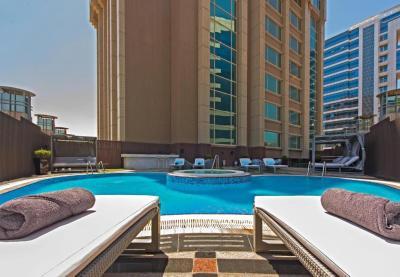 Somewhere Hotel Apartment, Dubai, UAE - Booking.com