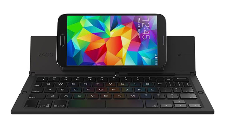 Zagg Pocket Portable Wireless Keyboard
