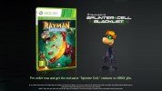 Ubisoft、『Rayman Legends』の予約特典に『アサシンクリード』や『スプリンターセル』からのコラボコスチューム。
