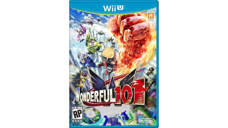 The Wonderful 101 Boxart