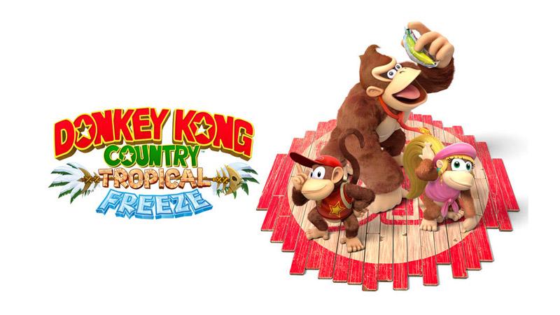 ドンキーコング トロピカルフリーズ(Donkey Kong Country: Tropical Freeze)