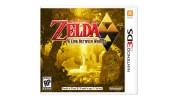 3DS『ゼルダの伝説 神々のトライフォース2』、海外版の発売日およびゴールドなボックスアート