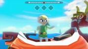 Wii U『ゼルダの伝説 風のタクト HD』、風向きに縛られず自由な移動が可能に。DL版に必要な空き容量は2.6GB以上