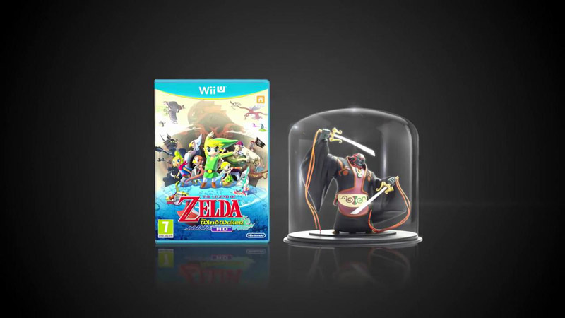 The Legend of Zelda: The Wind Waker HD Limited Edition