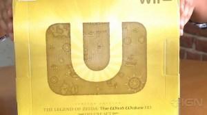 The Legend of Zelda: Wind Waker HD Wii U Deluxe Set Unboxing