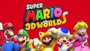 Wii U『スーパーマリオ 3Dワールド』、巨大キノコやゴーストMiiなどが判明した紹介映像