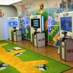 スーパーマリオ 3Dワールド の体験スペース
