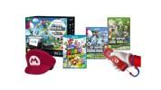 任天堂UK、Wii U『スーパーマリオ 3Dワールド』も同梱して2D/3Dマリオを一挙に楽しめるマリオ尽くしのWii U本体セット「Mario Mega Bundle」を発売