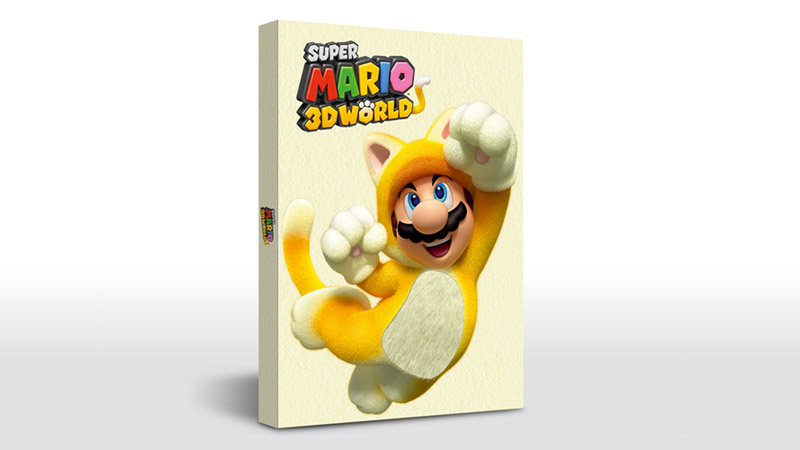 Super Mario 3D World Sleeve