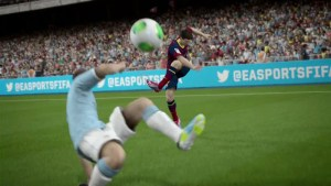 FIFA 14 Next-Gen Lionel Messi