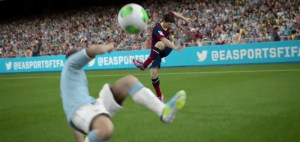 FIFA 14 Next-Gen Lionel Messi