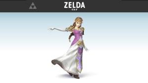 大乱闘スマッシュブラザーズ for Nintendo 3DS / Wii U - ゼルダ