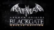 Warner、据置機向け『Batman: Arkham Origins Blackgate - Deluxe Edition』を発表。アナウンストレーラーも公開