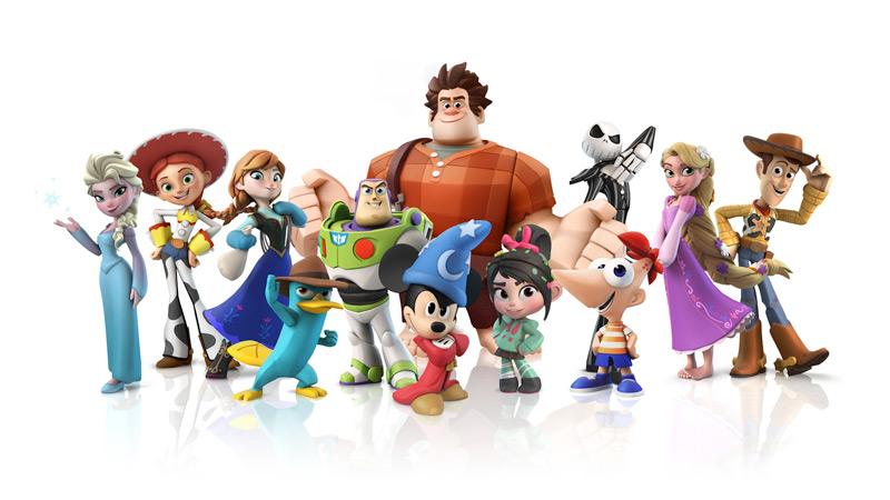 Disney Iinfinity
