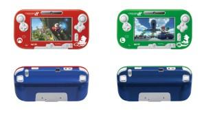 マリオカート8 プロテクトケース for Wii U GamePad マリオ/ルイージ