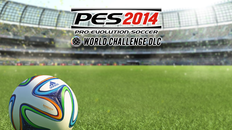 PES 2014: World Challenge