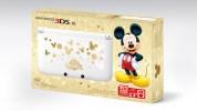 3DS『Disney Magical World』、ゴールドが眩しい「ミッキーエディション ニンテンドー3DS LL」のキラキラなボックスアート