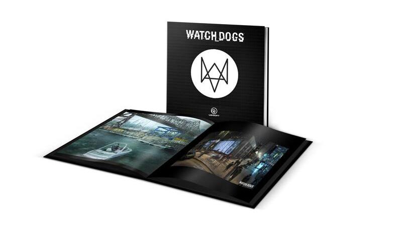 WatchDogs_ArtBook