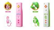Wiiリモコンプラス「ピーチ」「ヨッシー」が日本でもリリースへ。WiiU『マリオカート8』と同時発売