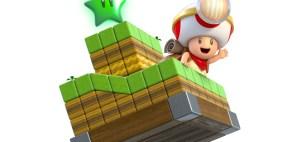 スーパーマリオ 3Dワールド: キノピオ隊長