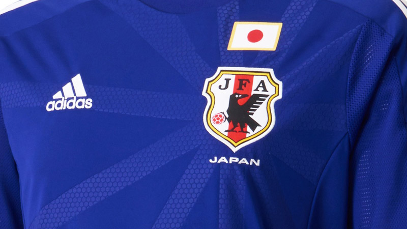 サッカー日本代表 SAMURAI BLUE