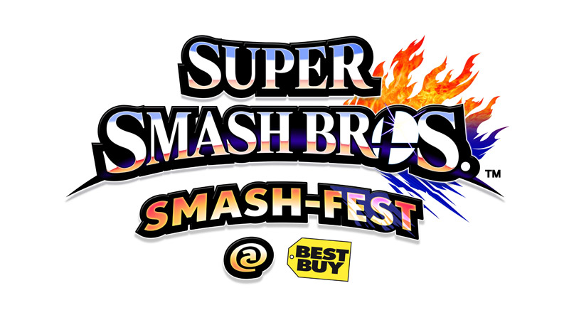 Super Smash Bros. Smash-Fest @ Best Buy